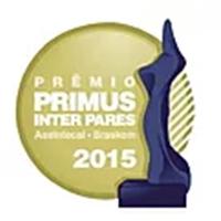 Prêmio Primus Interpares Categoria: Sustentabilidade  Média empresa – 2015