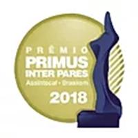 Prêmio Primus Interpares Categoria: Ideias Inovadoras  Média empresa – 2018