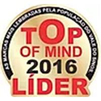 Prêmio Top of Mind, Categoria: Sustentabilidade  Vale dos Sinos – 2016